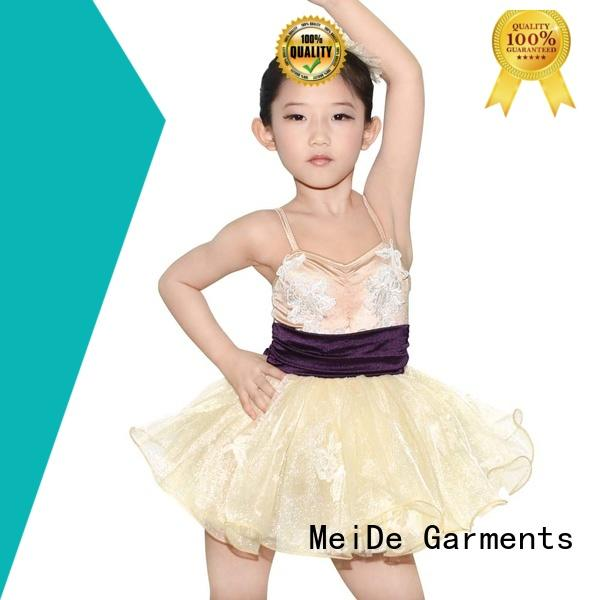 MIDEE adjustable ballet outfits for adults velvet show