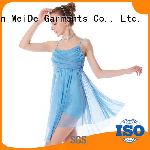 MIDEE modern lyrical costumes for dance solo dance clothes stage