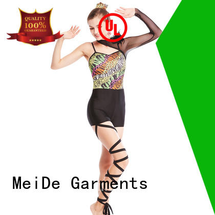 MIDEE odm jazz dance costumes for women tie Stage