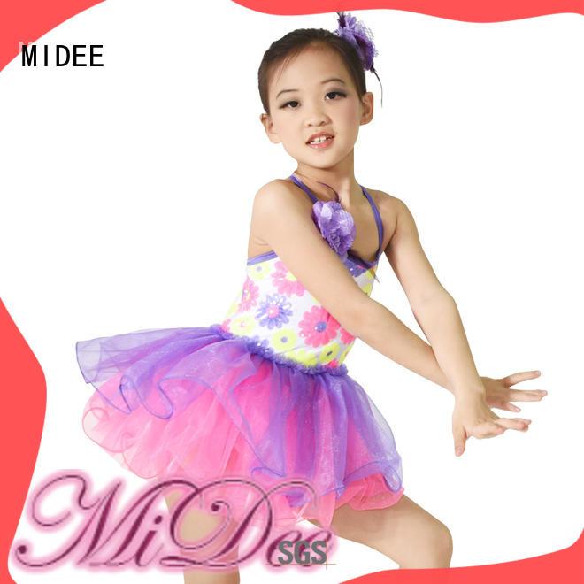 MIDEE costume kids ballet clothes bulk production dancer