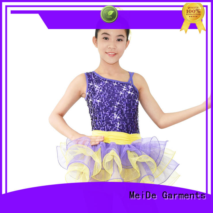 comfortable ballet costumes one odm performance