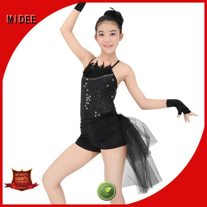 MIDEE anti-wear ballet dance costumes bulk production dancer