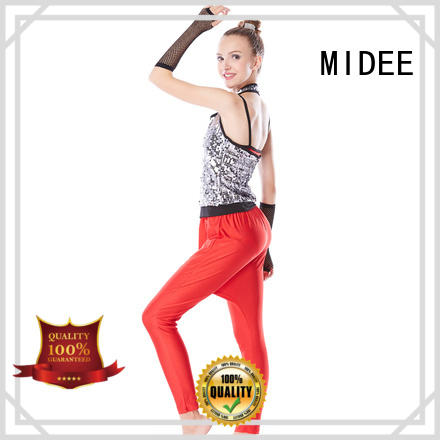 MIDEE tap jazz dance dress for wholesale show