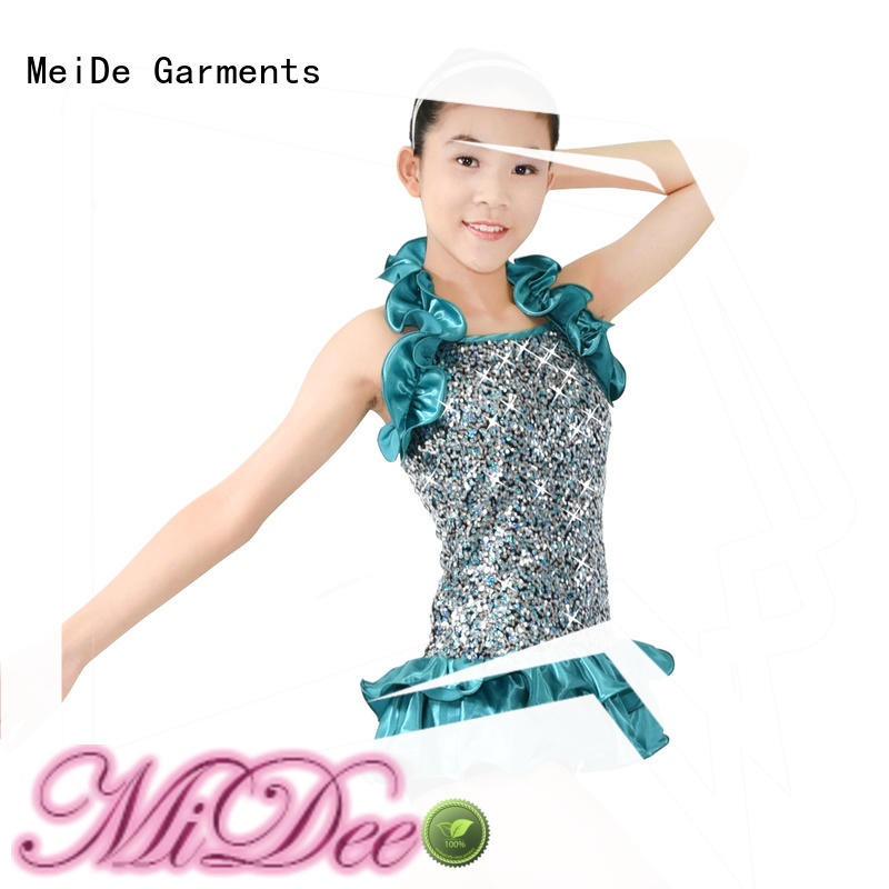 MIDEE skirt jazz dance costumes for competition for wholesale show