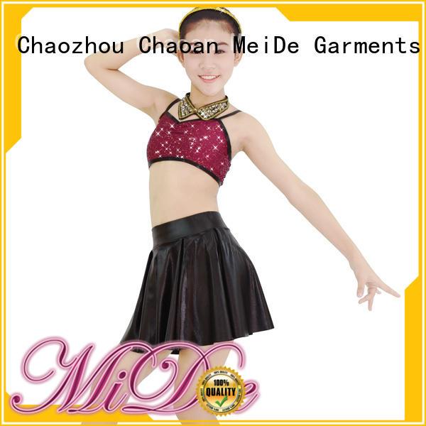 MIDEE odm dance costumes jazz customization dancer