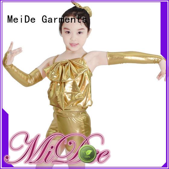 MIDEE professional dress jazz solo costumes for wholesale dance school