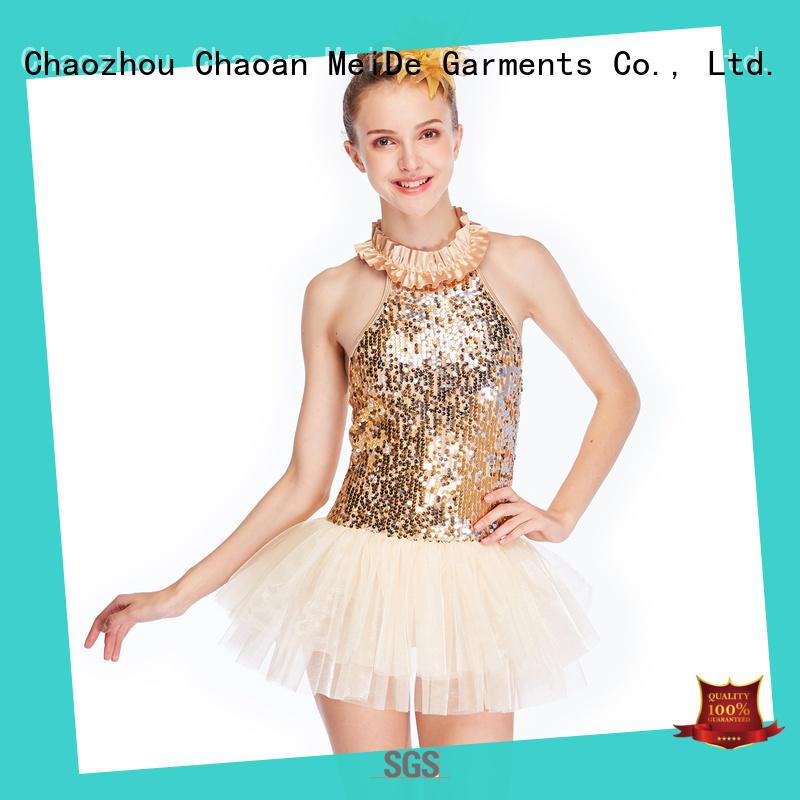 MIDEE leotard ballet dancewear bulk production competition