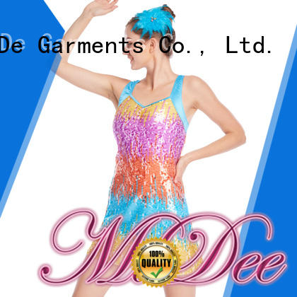 MIDEE professional dress jazz outfits manufacturer show