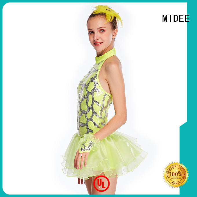 MIDEE comfortable ballet wear odm competition