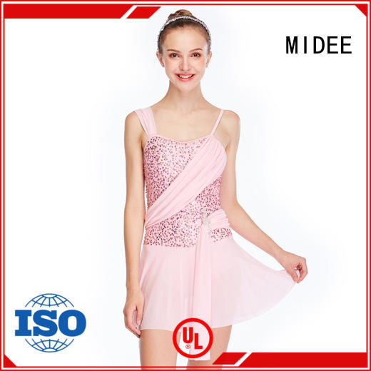 MIDEE full dance costumes for women custom competition