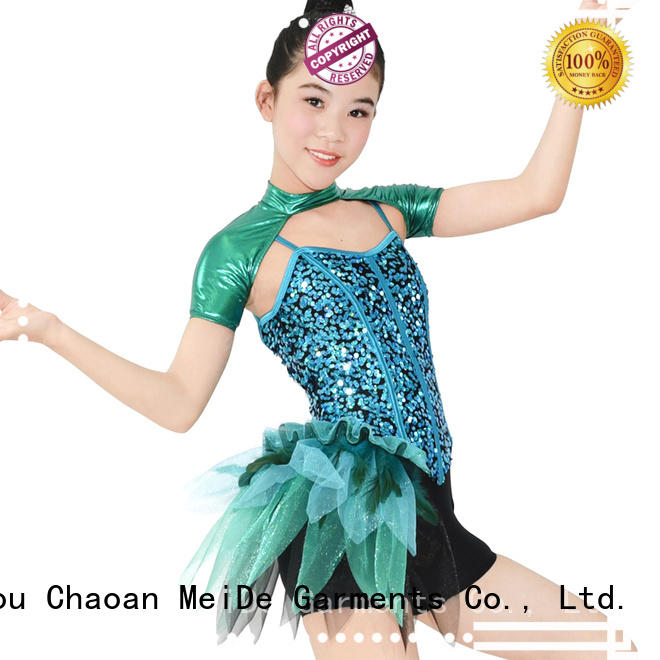 MIDEE skirt jazz dance costumes for competition for wholesale dancer