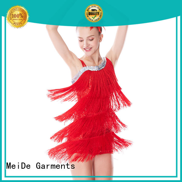 MIDEE odm jazz costumes customization dancer