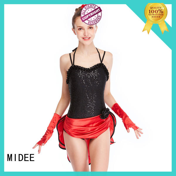 jazz dance outfits performance customization show