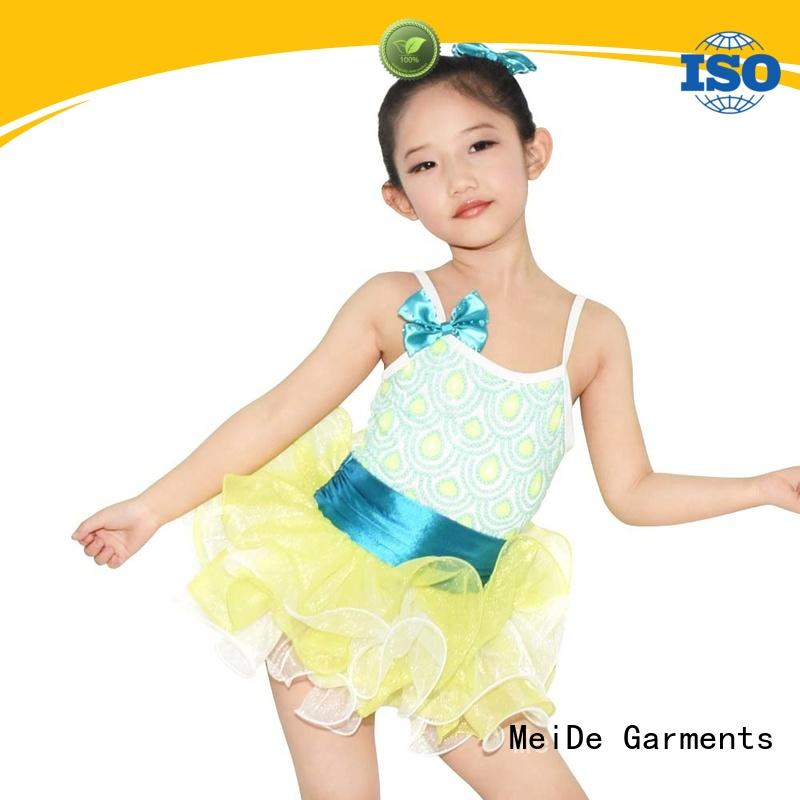 comfortable ballet leotards for girls waistband odm show