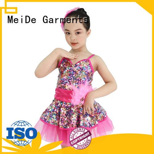 anti-wear toddler ballet leotards joints factory price dancer