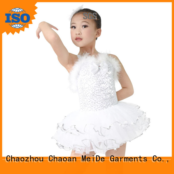 MIDEE top ballet leotards for girls factory price competition