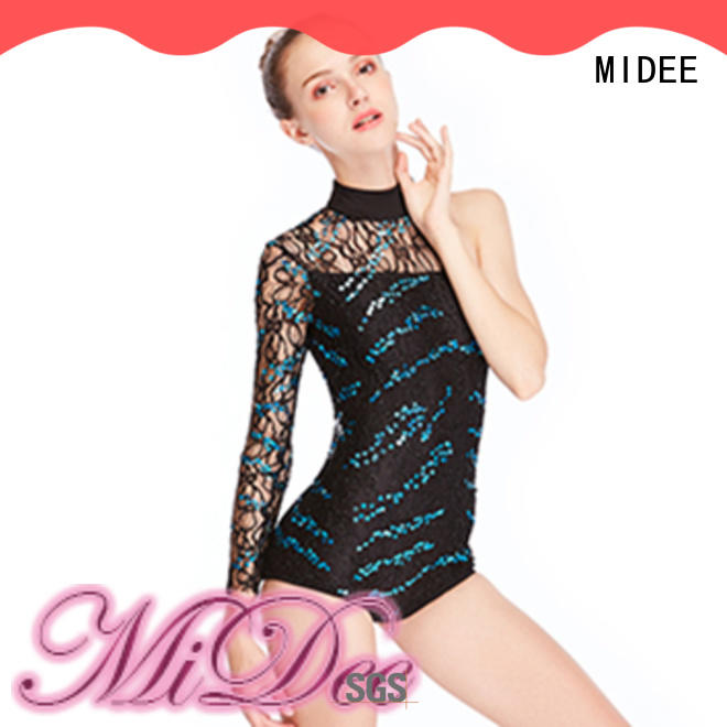 mock jazz dance outfits for wholesale competition MIDEE