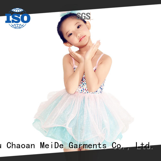 MIDEE comfortable ballet dance costumes bulk production Stage