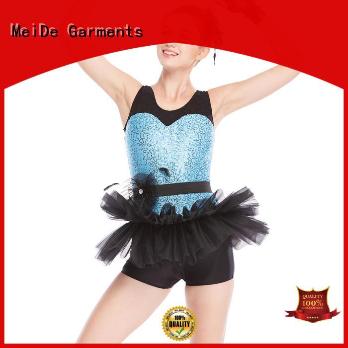 MIDEE comfortable ballet dancewear bulk production Stage