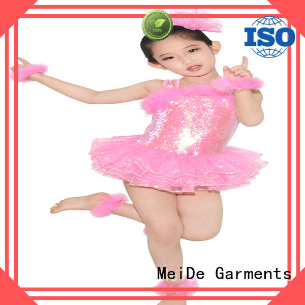 MIDEE skirt girls lyrical dance costumes dance clothes competition