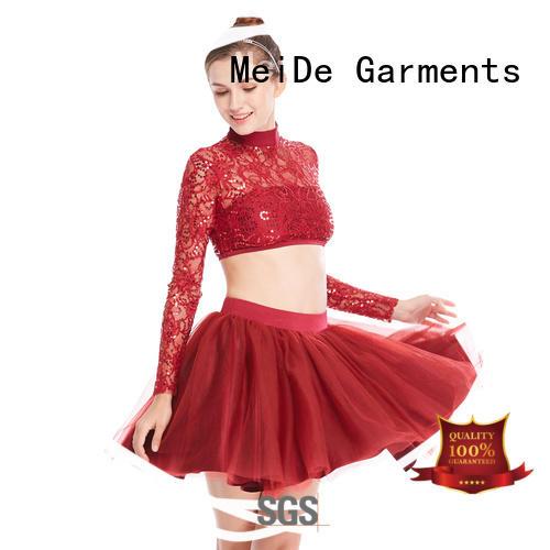 MIDEE adjustable ballet wear bulk production dancer