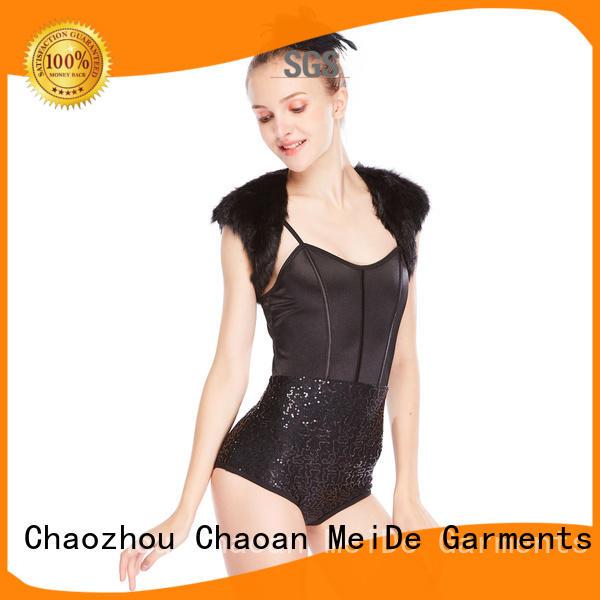 MIDEE tie jazz dance dress customization dancer