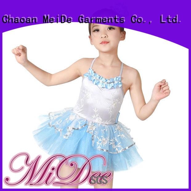 anti-wear girls ballet outfit ballet factory price dance school