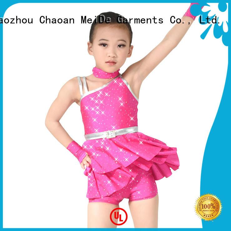 dance toddler ballet leotards long performance MIDEE