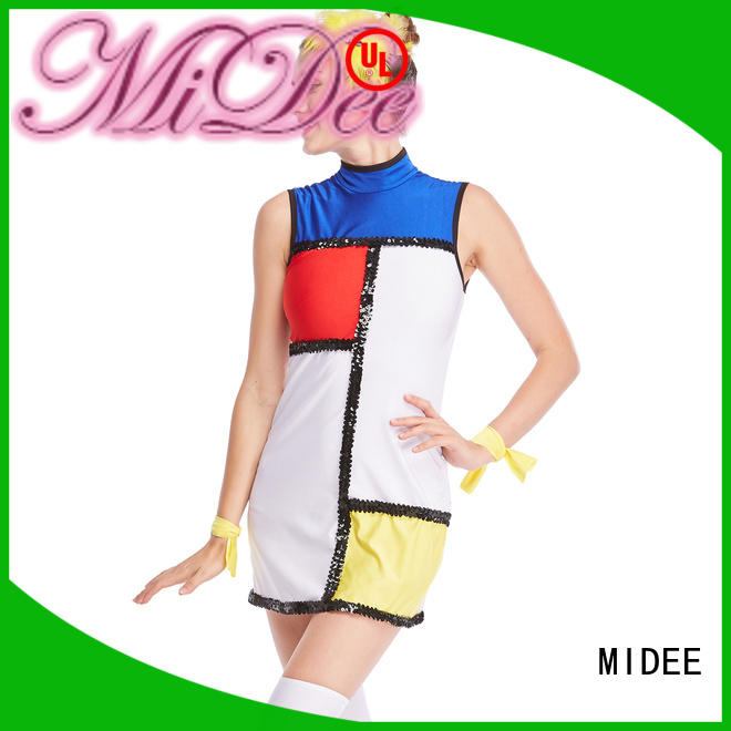 MIDEE odm tap dance costumes for wholesale performance