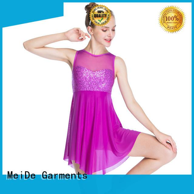 MIDEE leotard kids ballet clothes odm Stage