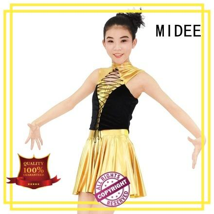 MIDEE odm dance costumes jazz customization show