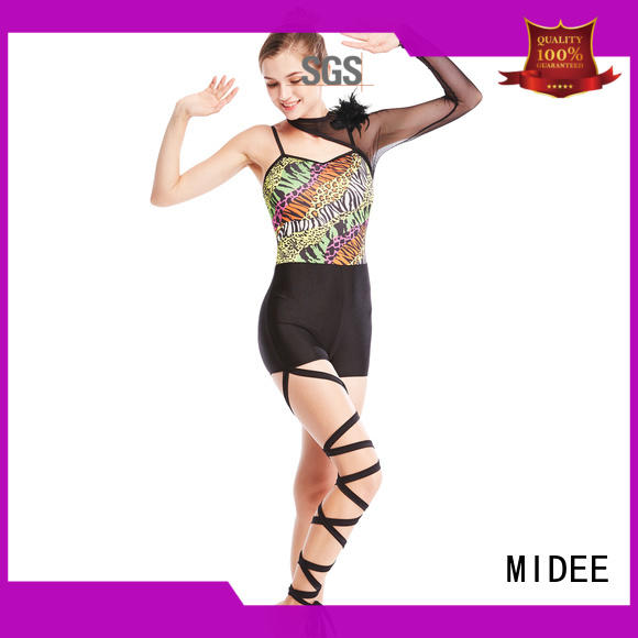 MIDEE skirt jazz leotards manufacturer competition