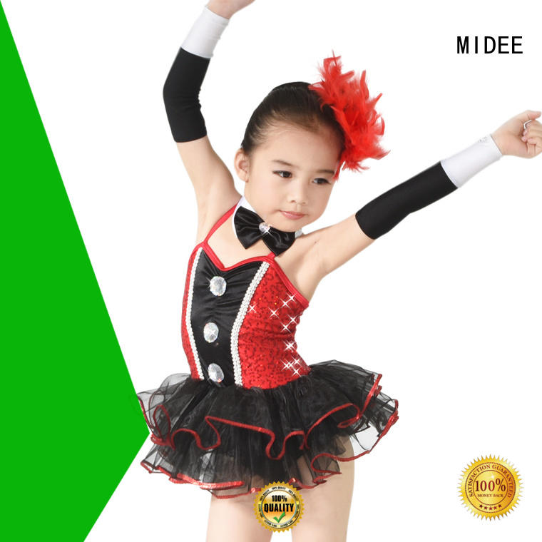 MIDEE lace ballet dance costumes factory price competition