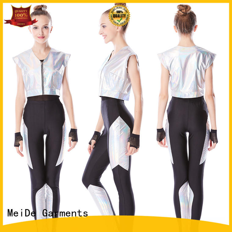MIDEE wear tap dance costumes customization dancer