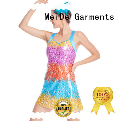 jazz dance costumes dress show MIDEE