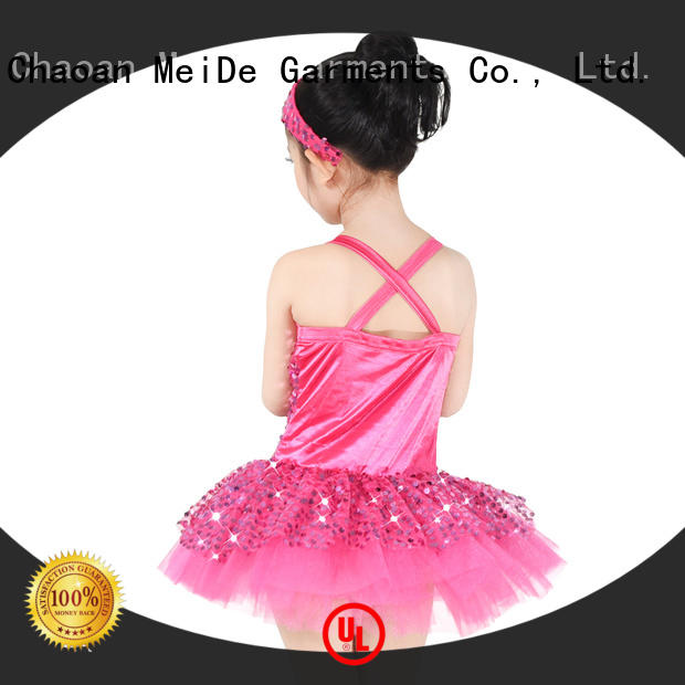 MIDEE adjustable ballet costumes bulk production competition