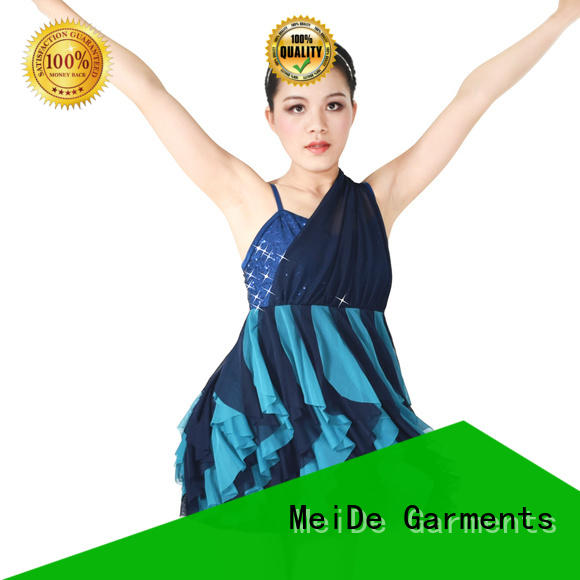 MIDEE dance costumes jazz manufacturer performance