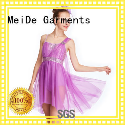 MIDEE skirt lyrical dance costumes dance clothes performance