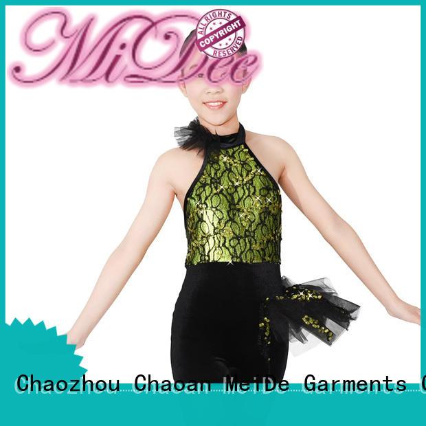 MIDEE Breathable dance costume get quote activities