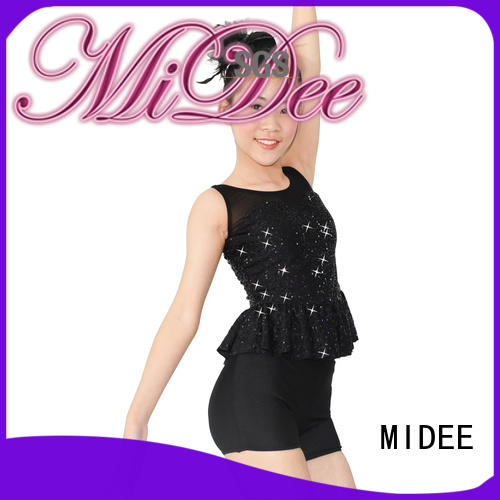MIDEE odm jazz dance costumes for competition manufacturer performance