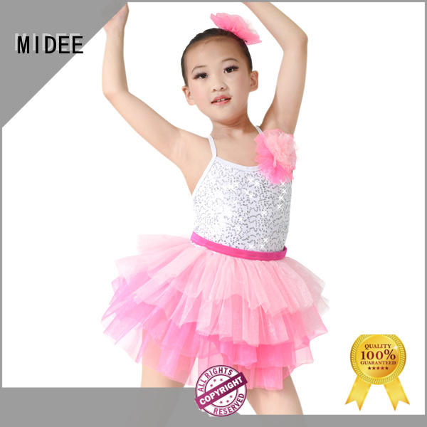 MIDEE highlow ballet clothes for adults factory price dancer