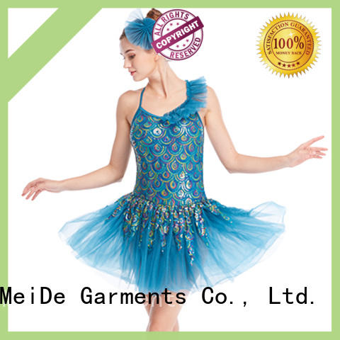 MIDEE comfortable ballet dresses for girl odm competition