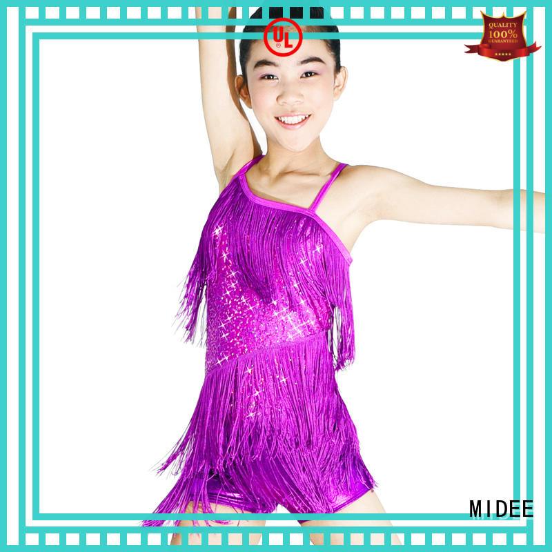 jazz outfits ladies midee manufacturer dancer