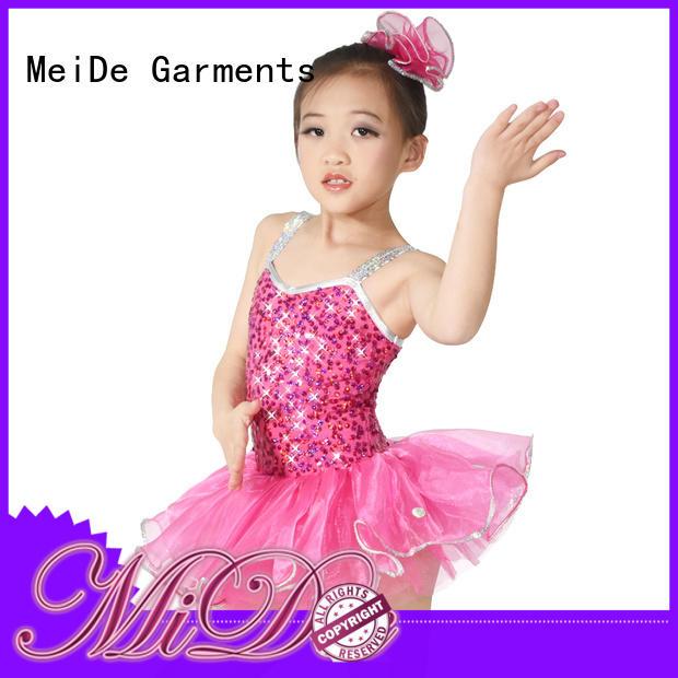 comfortable ballet attire odm show
