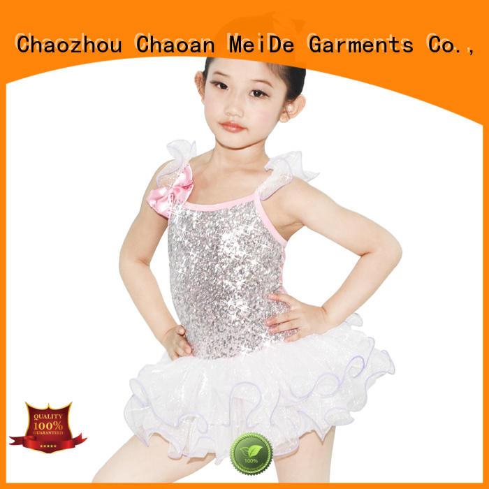 MIDEE adjustable ballet dancewear odm dancer