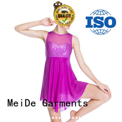 MIDEE performance womens ballet leotards factory price performance