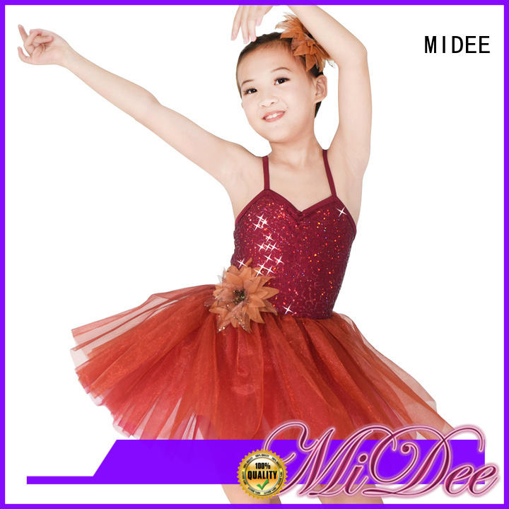 lace ballet dress toddler factory price Stage