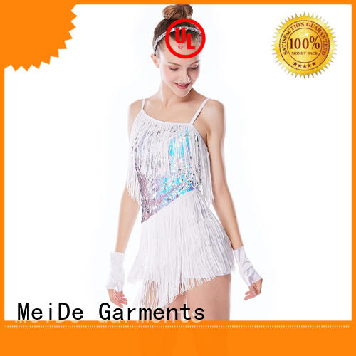 MIDEE bow dance costumes jazz for wholesale Stage