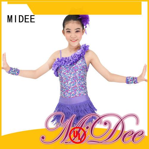 MIDEE durable dance performance wear activities