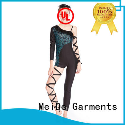 MIDEE professional dress jazz costumes for competition customization dance school